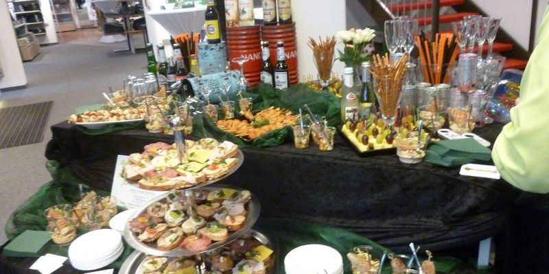 Fingerfood & kleine Portionen